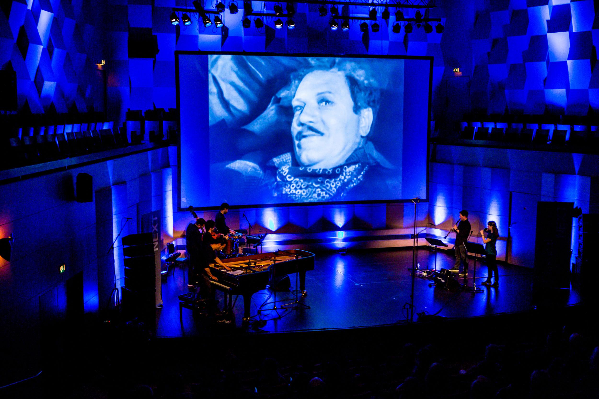 Edge Ensemble live at Classical:NEXT 2018