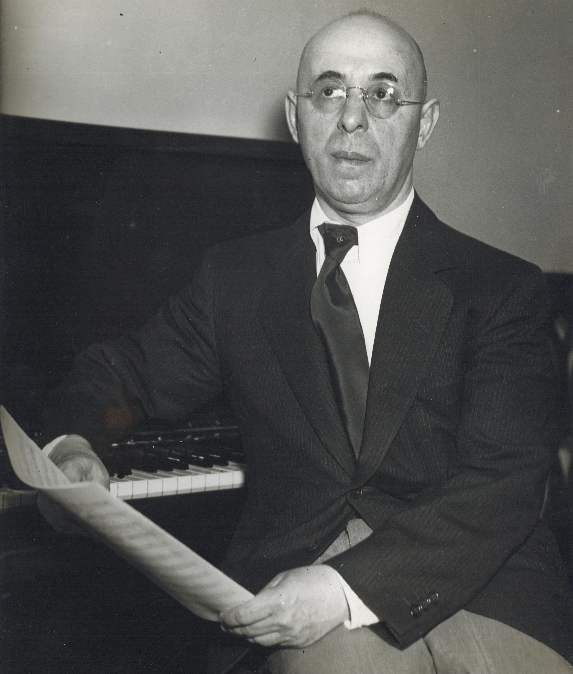 Lazar Saminsky