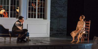 From Opera Saratoga's 2019 world premiere production of Ricky Ian Gordon and Frank Bidart's opera Ellen West