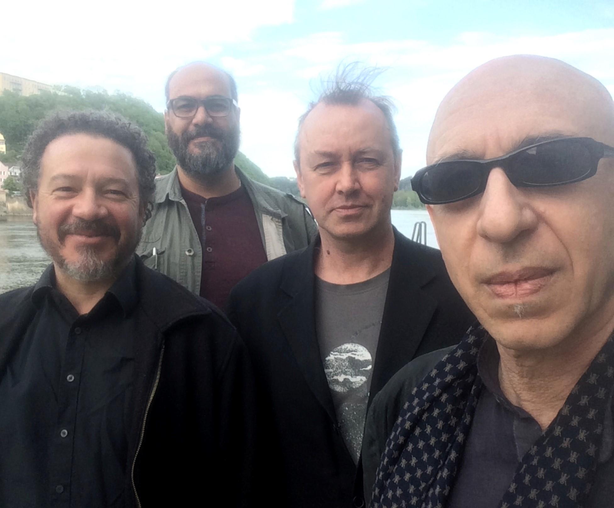 Fourth Blood Moon (Eric Mingus, John Edwards, Mark Sanders, and Elliott Sharp).