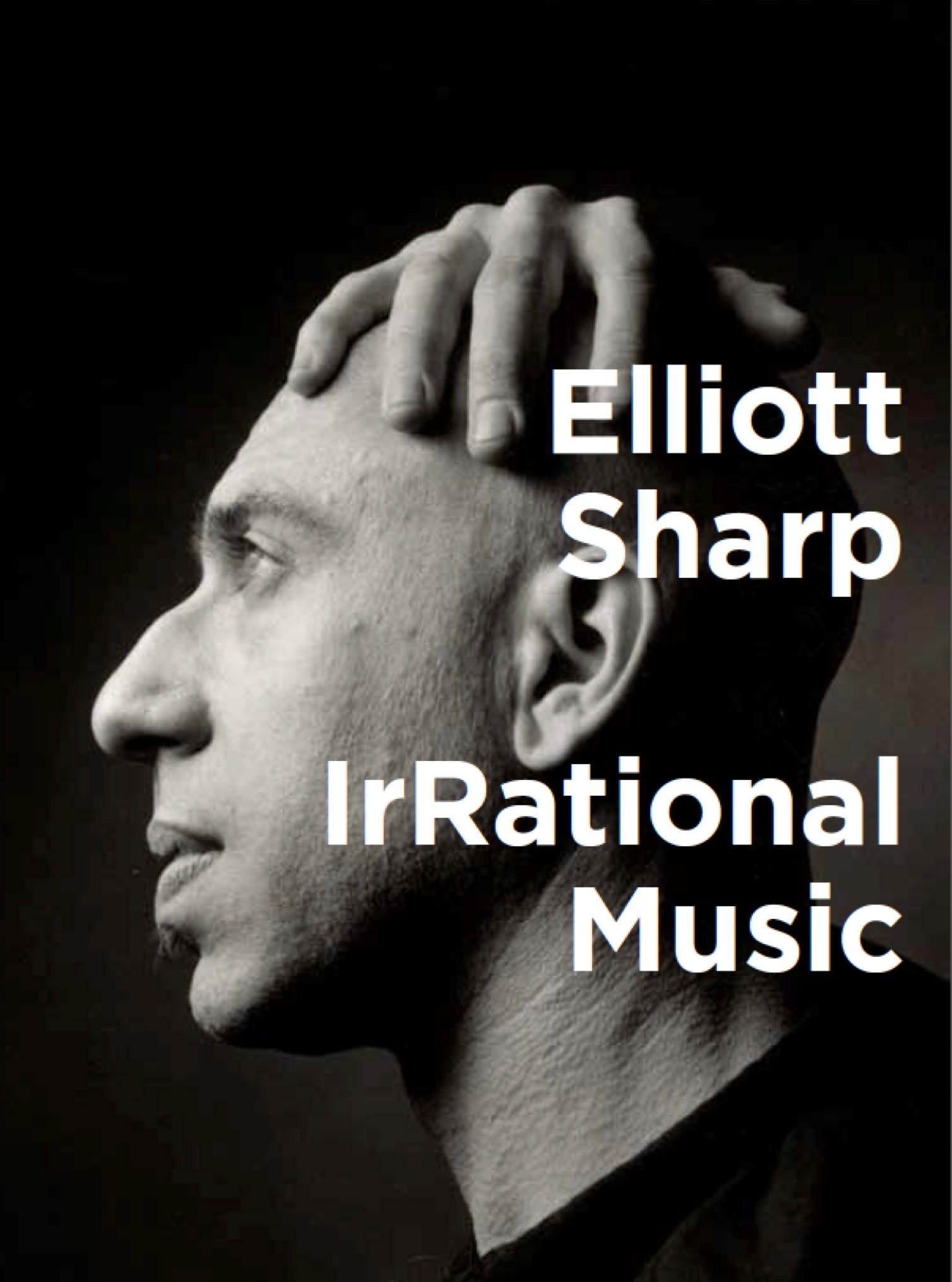 The cover of Ellliott Sharp's book IrRational Music