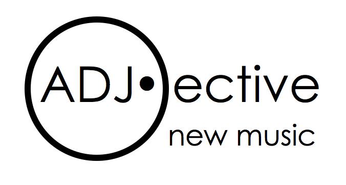 ADJective New Music logo