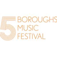 5 Boroughs Music Festival Logo