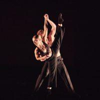 "Giordano Dance Chicago - Amanda Hickey and Skyler Newcom in ""Periphery"" choreographed by Joshua Blake Carter"