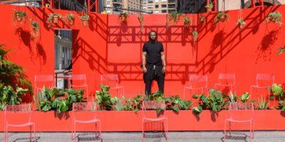 Rashid Johnson on The Red Stage